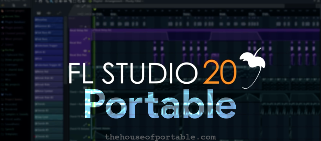 FL Studio 20 Portable [Producer Edition v20 5] +Setup - The