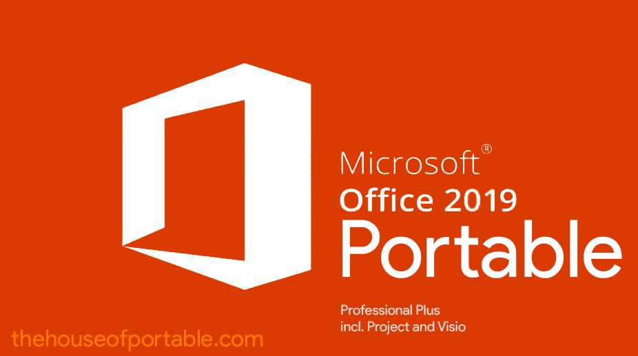 microsoft office 2019 portable  proplus visio project