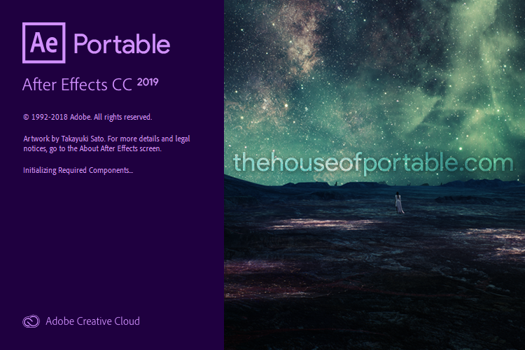 adobe after effects portable free download full version