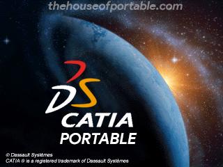 CATIA V5-6 Portable (P3 V5-6R2016) +Setup - The House of